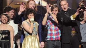 Arcade Fire Grammys