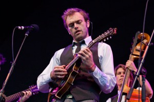 Punch Brothers - Prospect Park, Brooklyn, June 30, 2011 - Photo by David Andrako - BrooklynVegan