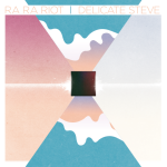 Ra Ra Riot and Delicate Steve Record Store Day split 7""