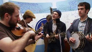 Punch Brothers - A.V. Club Undercover: The Cars - Just What I Needed