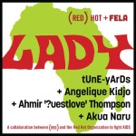 tUnE-yArDs, Angelique Kidjo, Ahmir ?uestlove Thompson and Akua Naru - Lady