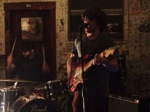 Routine Involvements at Pete's on Cayuga - Ithaca, N.Y. - June 30, 2012 - Photo by Peter Cauvel