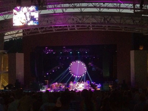 Furthur - CMAC - Canandaiga, N.Y. - July 6, 2012 - Photo by Peter Cauvel