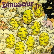 Dinosaur Jr. - I Bet the Sky