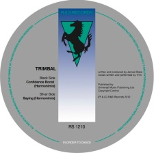 Trimbal and Harmonimix (James Blake) - Confidence Boost / Saying